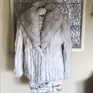 Silver Fox Jacket Size Large🎁